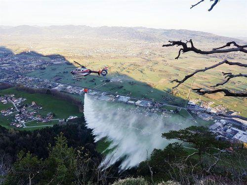 Die Stadt warnt zudem vor Waldbrandgefahr. Stadt