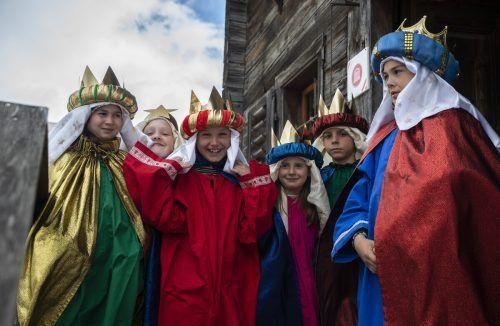 Die Vorarlberger Sternsingerkinder ersangen heuer fast eine Million Euro. Österreichweit zeigte sich die Bevölkerung mit 18,4 Million Euro (+4,7%) ebenfalls sehr großzügig. DKA