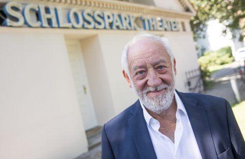 Dieter Hallervorden dreht mit 84 Jahren immer noch Filme, steht auf der Theaterbühne und betreibt das Schlosspark-Theater in Berlin.dpa