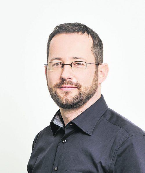 Dietmar Steinmair, Chefredakteur des Vorarlberger KirchenBlattes.VN/PS