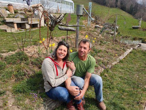 Dorothea und Armin Rauch haben ihr Hobby zum Beruf gemacht. lel