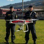 Coronakontrollen ohne Drohnen