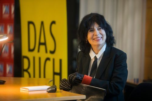 """Monika Helfer erhielt nun für """"Die Bagage"""" den Bayern-2-Publikumspreis. VN/RP"""
