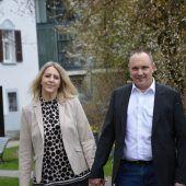 Sandra Bendel und Christian Wetzel