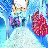 Chefchaouen: Eine Stadt in Blautönen