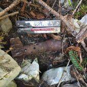 Granate gefunden