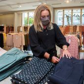 Modehandel akut insolvenzbedroht