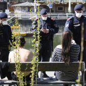 Impfaktion der Polizei bald abgeschlossen