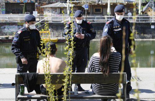 666 Polizistinnen und Polizisten sind bereits geimpft. Mehr als jeder Zehnte hatte bereits Corona.APA