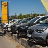 Autohandel in Nöten: Zulassungen im März um 64 Prozent eingebrochen. D1