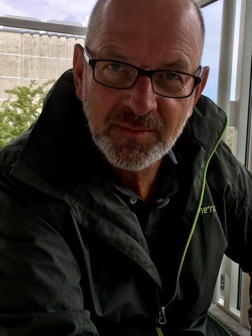Gerhard Pusnik ist der Sprecher der AHS-Lehrer.Pusnik