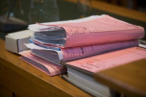 In Vorarlberg sind die Insolvenzanträge wegen der Coronamaßnahmen stark zurückgegangen und zwingen auch die Justiz zum Verharren. VN/Paulitsch