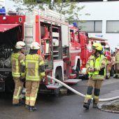 Weniger Einsätze für die Dornbirner Feuerwehr
