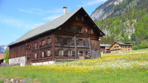 Im Wettbewerb soll das Klostertalmuseum porträtiert werden. verein