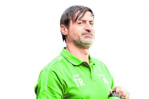In Alberschwende eine Legende: Goran Sohm-Milovanovic.VN-Lerch