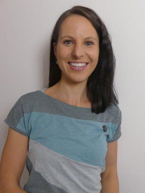 Karin Leitgeber ist nicht nur für kranke Menschen da, sondern auch für jene, die mentale Hilfe und Unterstützung brauchen.bi