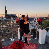 Der Wendler und seine Laura sind verlobt