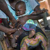 WHO warnt vor Rückschlägen im Kampf gegen Malaria in Afrika