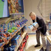 Ringen um Supermarkt-Sortiment