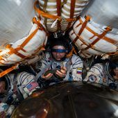 Wieder von den USA aus zur ISS