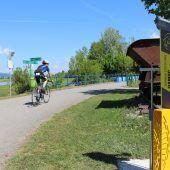 Erste Hilfe bei einer Fahrradpanne