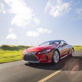 Autonews der Woche Technik-Update für den Lexus LC / Neuer VW Tiguan in den Startlöchern / Toyota weitet SUV-Angebot aus