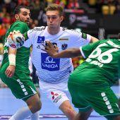 Handballteam fix bei der WM 2021