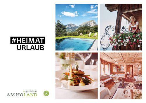Postkarten und Social Media Postings an neue und Stammgäste sollen den österreichischen Beherbergungsbetrieben in schwieriger Zeit Aufmerksamkeit bringen.TP