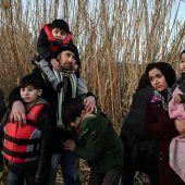 Erneut Feuer in überfülltem griechischen Flüchtlingscamp