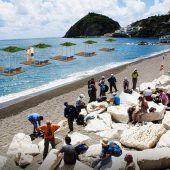 Italien präsentiert erneut Idee zur Rettung des Strandurlaubes