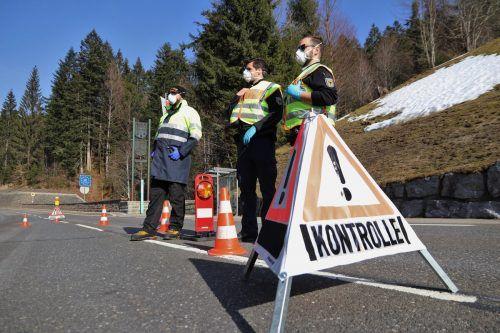 Seit Mitte März ist das Kleinwalsertal praktisch von der Außenwelt abgeschnitten. Die Gemeinde Jungholz im Tiroler Bezirk Reutte teilt dasselbe Schicksal. Benjamin Liss