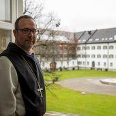 Abt und Mönch von Mehrerau positiv getestet