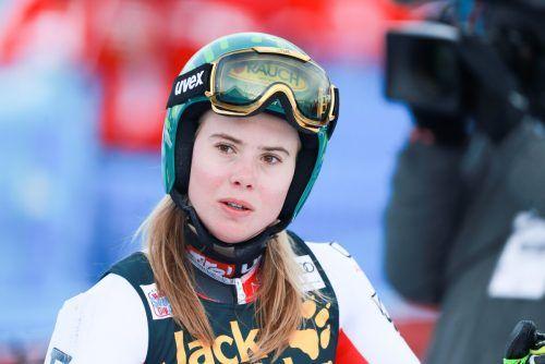 Auch für Katharina Liensberger startet die Vorbereitung auf die neue Saison.Gepa