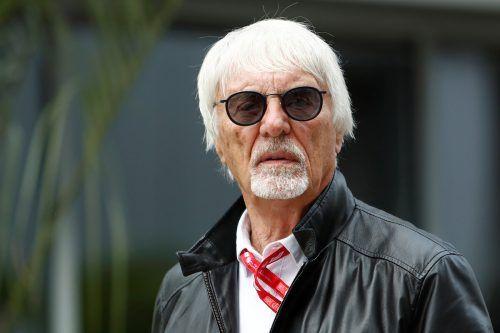 Bernie Ecclestone glaubt auch 2020 an die Vergabe des Formel-1-WM-Titels.Reuters