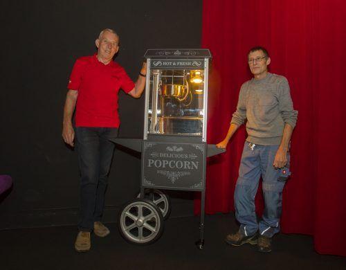 Das Kinomuseum zog im Vorjahr in der Museumswelt Frastanz ein. VN/Paulitsch