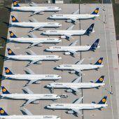 Milliardenschwere Lufthansa-Rettung unter Dach und Fach