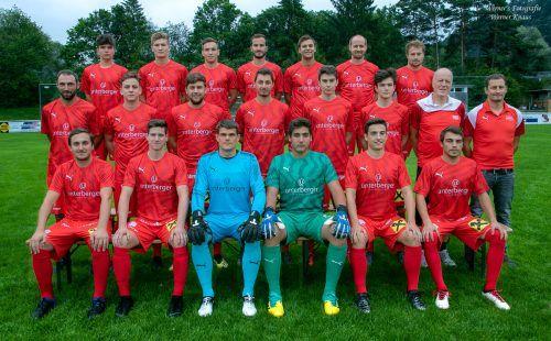 Der FC Nüziders besteht bereits seit 70 Jahren und zählt heute über 230 Vereinsmitglieder.verein, Nic