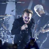 Politaktivist und U2-Sänger