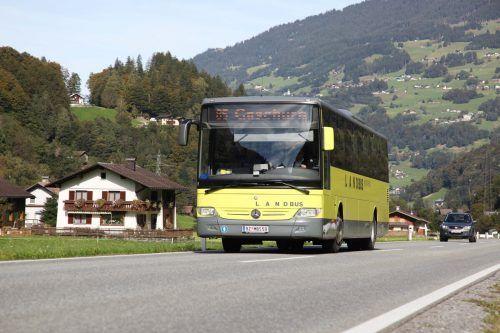 Der Landbus und die Montafonerbahn fahren seit gestern wieder normal. meznar