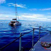 Segler aus Singapur nach Monaten auf See gerettet