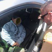Fünfjähriger in USA von Polizei auf Autobahn gestoppt