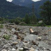 Renaturierung von Gewässern in Gais