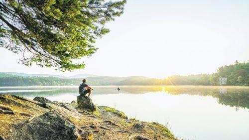 Der Slow Trail Römerschlucht am Wörthersee entführt Wanderer weg vom pulsierenden Leben des berühmten Sees.Gert Perauer