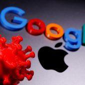 Contact-Tracing-Schnittstelle von Google und Apple ist fertig