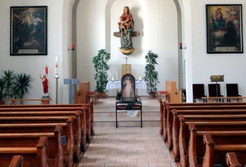 Die Franziskanerkirche in Bludenz wurde erst vor Kurzem restauriert. h. seeburger