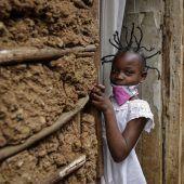Coronafrisur wird zum Trend in Ostafrika