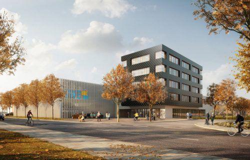 Die Konstanzer i+R-Tochter agiert als Generalübernehmer. a+r Architekten/ moka-studio