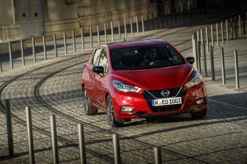 Die mausige Niedlichkeit hat der Nissan Micra abgelegt. Ein motorisches Update bescherte ihm höhere Sportlichkeit bei unveränderter Genügsamkeit.