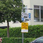 Unmut in Dornbirn wegen fehlendem Parkleitsystem