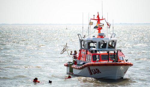 Menschen in Seenot zu helfen ist nur eine von vielen Aufgaben der DGzRS.apa